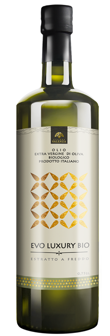 OLIO EVO LUXURY DA 0,75 L