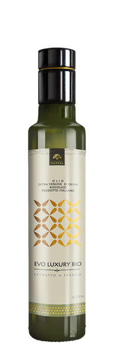 OLIO EVO LUXURY DA 0,25 L